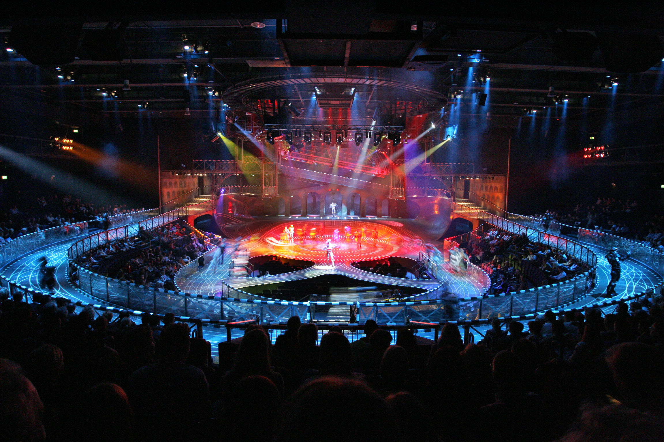Musical Starlight Express in Bochum Paket Ticket Hotel